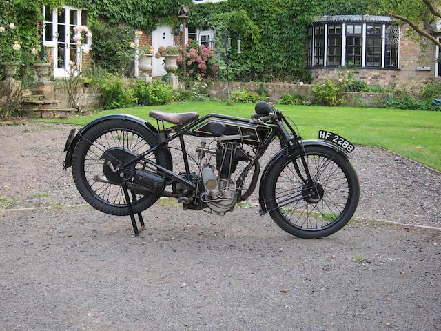 1924 Sunbeam 500cc Model 9 OP