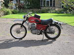 1977 MZ ETS250/1 ISDT Replica  Frame no. 53267 Engine no. 63940