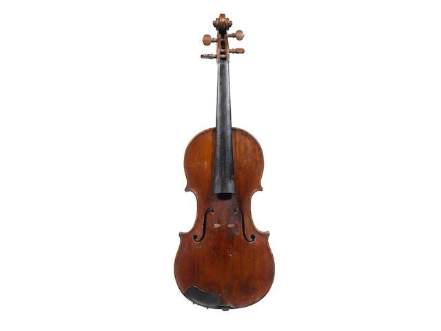 An Italian Violin by Antonio Gragnani, Livorno  1778 (3)