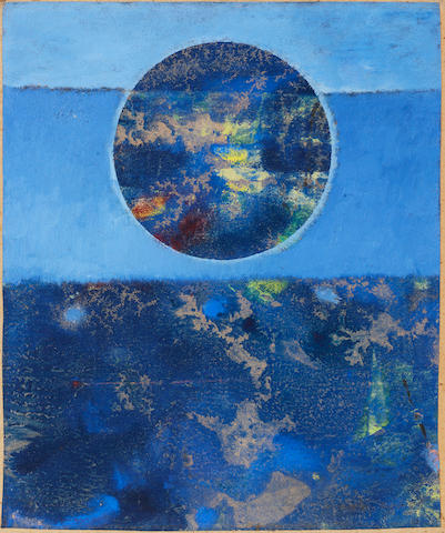 Max Ernst (German, 1891-1976) Violette Sonne