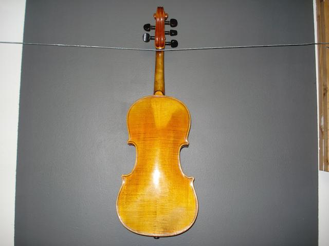A Scottish Violin of the Hardie School, circa 1880 (3)
