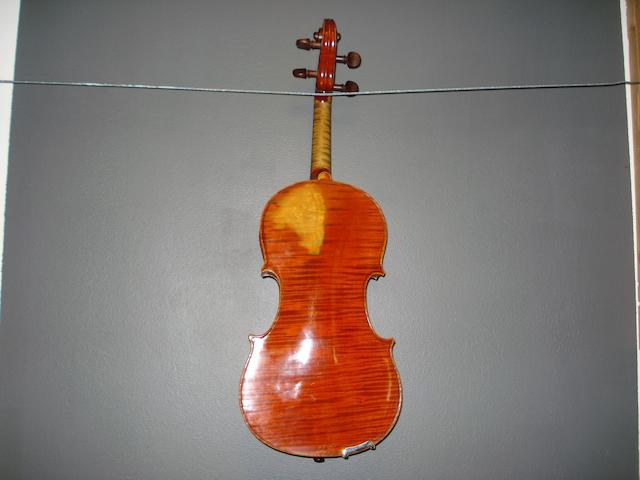 A French, Buthod Violin, circa 1900 (1)
