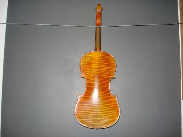 A French Violin circa 1800 (4)