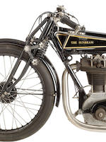 1925 Sunbeam 500cc Model 10 Sprint Frame no. OS 273 Engine no. 229/350