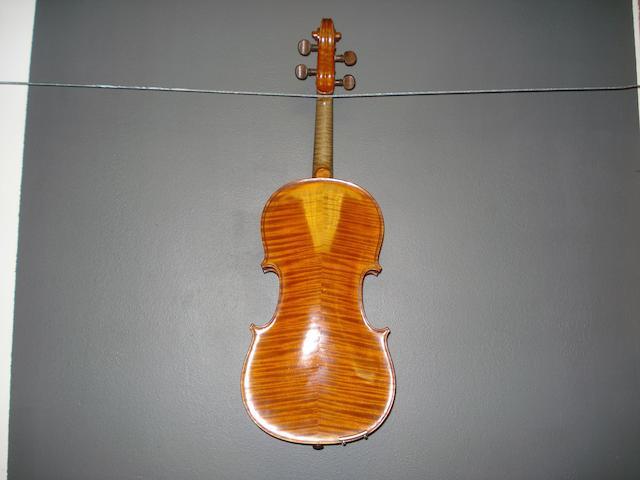 A Mirecourt Violin circa 1900 (6)