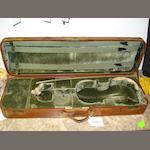 A single rectangular Violin Case by W.E. Hill & Sons, London, circa 1950 (1)