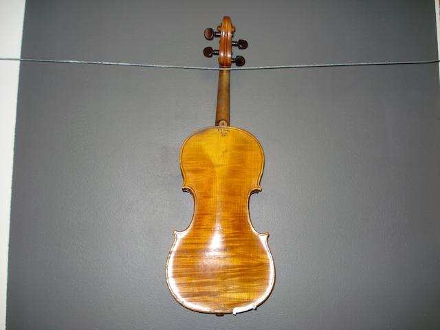 A Violin of the German School circa 1900 (2)