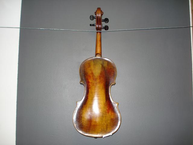 A Viola of the Fendt School circa 1830 (2)