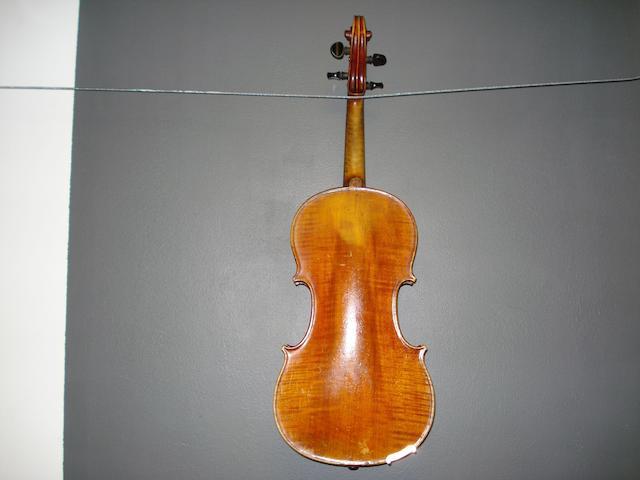 A Mittenwald Viola circa 1870 (2)