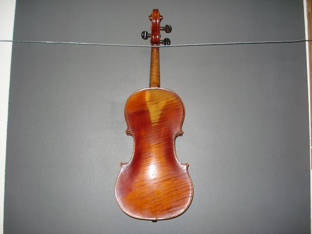 A French Violin circa 1880 (1)