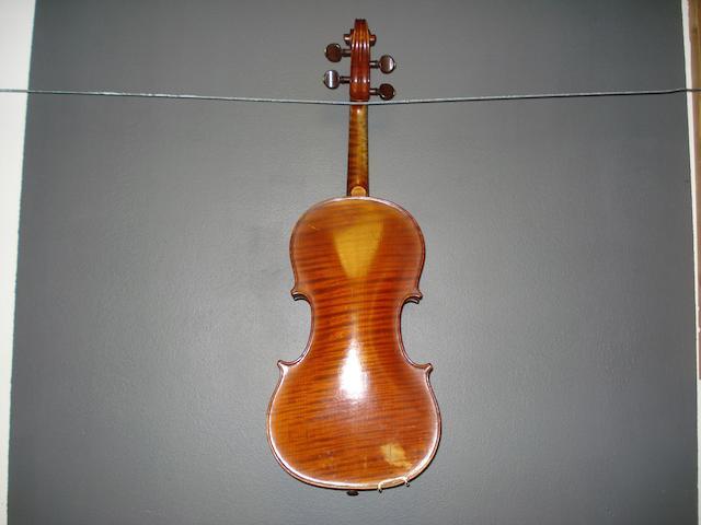 A Mirecourt Violin circa 1900 (1)