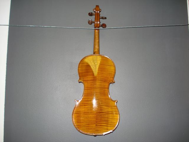 A French Violin by JTL, Mirecourt, circa 1900 (3)
