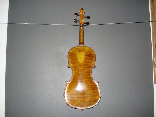 An English Violin  (3)