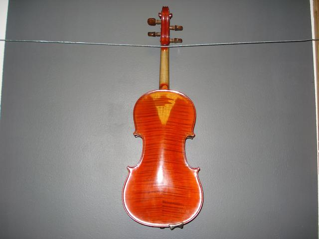 A French Violin circa 1900 (3)