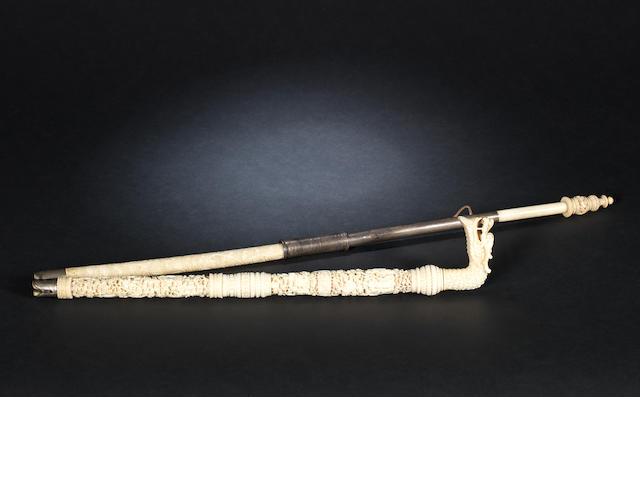 a parasol ca 1830