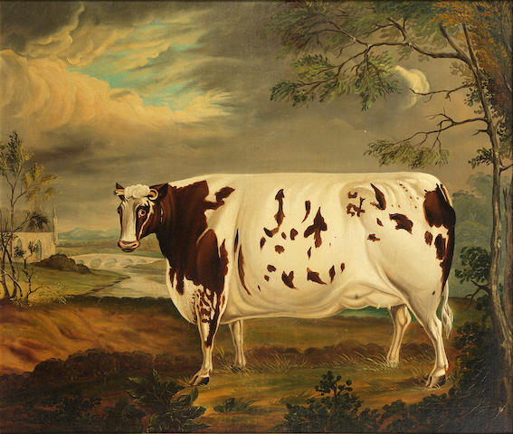 English School, 19th century The Craven Heifer