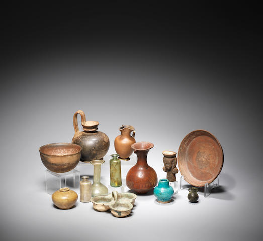 A miscellaneous group of Antiquities  13