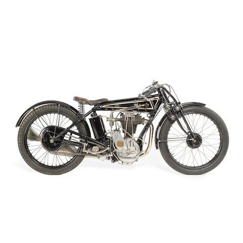 1925 Sunbeam 500cc Model 10 Sprint Frame no. OS 273 Engine no. 229/350