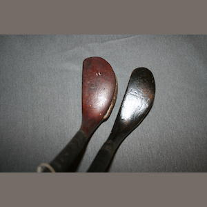 William Park Sr. (1834-1903): A Long nose scared neck putter circa 1870s