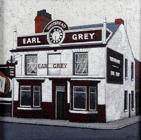 Stuart Walton (British, born Leeds 1934) Earl Grey