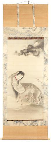 After Maruyama Okyo 19th century