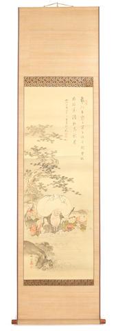 Kano Kazunobu (1816-1863) Early/mid 19th century