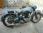 1953 Triumph 650cc 6T Thunderbird Frame no. 6T38591 Engine no. 6T38591