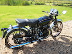 Vincent Black Shadow Frame no. BC4425B Engine no. F10/AB/-1B2525