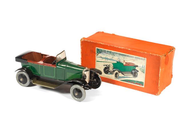 JeP 7381 Rochet-Schneider Torpedo motor car, 1920's