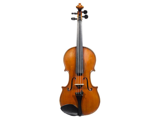 An early Violin by Giuseppe Ornati, Milan, 1919 (4)