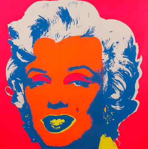 After Andy Warhol (American, 1928-1987) Marilyn