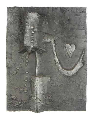Geoffrey Clarke, R.A. (British, born 1924) Figure