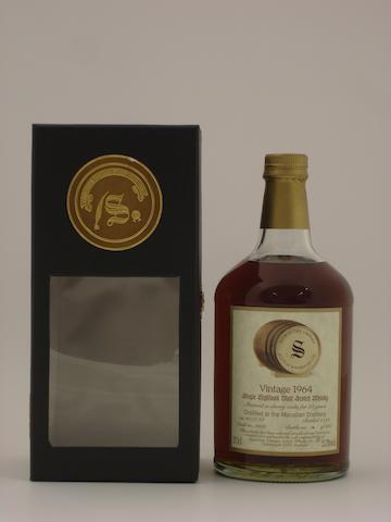 Macallan-28 year old-1964