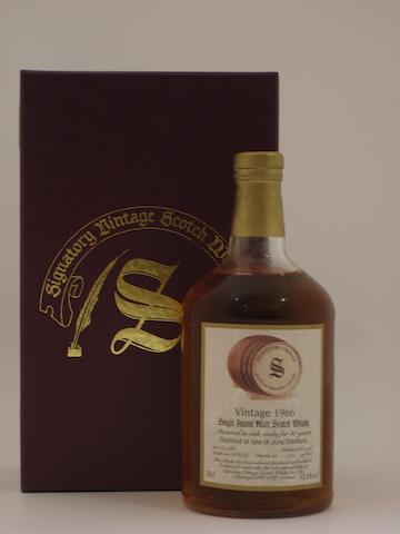 Isle of Jura-30 year old-1966