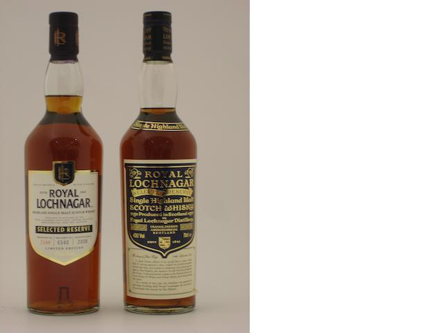 Royal Lochnagar Selected Reserve<BR /> Royal Lochnagar Selected Reserve