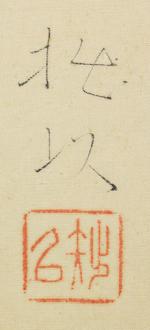 Kawakami Setsui (1901-1976) 20th century