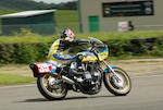 The ex-Graeme Crosby,,1978/79 Moriwaki Kawasaki 1,100cc TT Formula 1 Racing Motorcycle