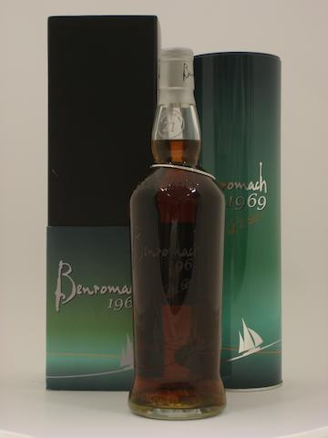 Benromach-40 year old-1969