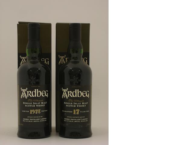 Ardbeg-1975<BR /> Ardbeg-17 year old