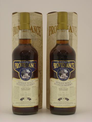 Port Ellen-17 year old-1982<BR /> Port Ellen-18 year old-1981