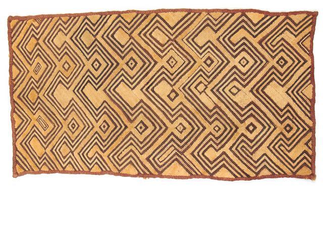 A group of Zaire textiles Africa, 19th/20th Century(6)