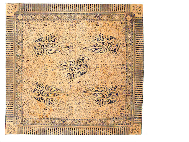 A group of Indonesian textiles Indonesia, 19th/20th Century(9)