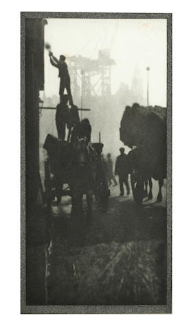 PHOTOGRAPHY. COBURN (ALVIN LANGDON) London...with an Introduction by Hilaire Belloc, [1909]