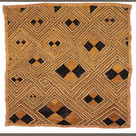 A group of Zaire textiles  Africa, 19th Century(7)