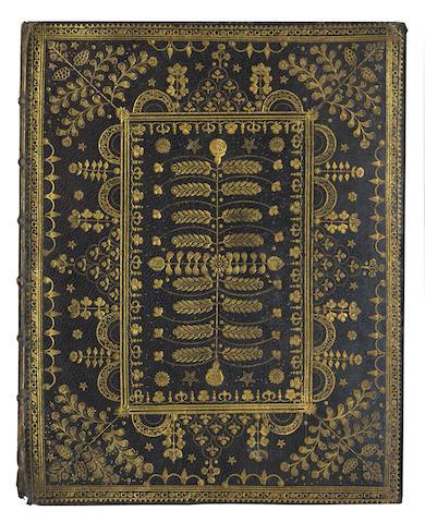 SCOTTISH BINDING CONGALTON (WILLIAM) Disputatio Juridica, Ad Tit. 19. Lib. I. Pano. De offico procuratoris Caesaris, vel Rationalis, 1730