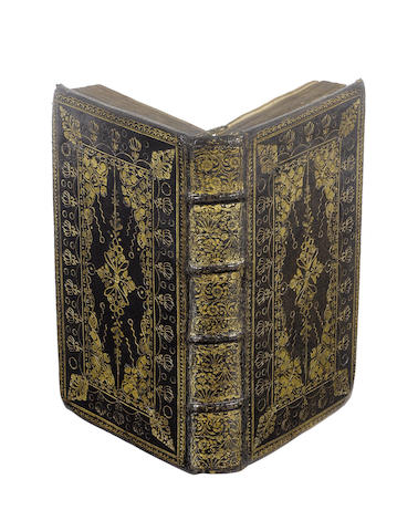 HERBERT (GEORGE) The Temple. Sacred Poems and Private Ejaculations... Tenth Edition, 2 parts, 1674