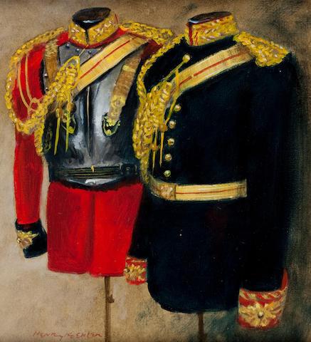 Henry Koehler Household Cavalry Tunics