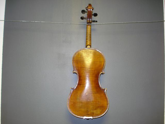 A Violin attributed to Whitmarsh, London, circa 1900 (3)