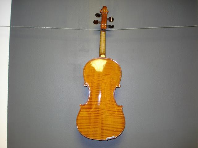 A Hawkes & Son Violin circa 1900 (3)