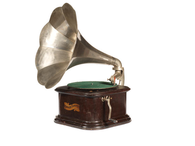 A Columbia Disc Graphophone,